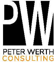 PETER WERTH Logo
